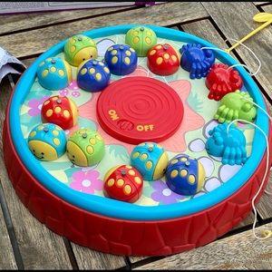 Jitterbugs kids toy box set
